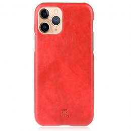 Crong Essential Cover - Etui iPhone 11 Pro (czerwony)