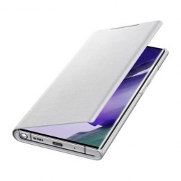 Samsung LED View Cover - Etui Samsung Galaxy Note 20 Ultra (Silver)