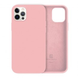 Crong Color Cover - Etui iPhone 12 Pro Max (rose pink)