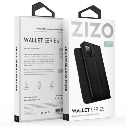 Zizo Wallet Series Case - Etui Samsung Galaxy S20 FE (Black)
