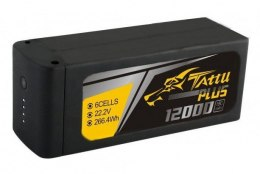 12000mAh 22.2V 15C TATTU Plus Gens Ace